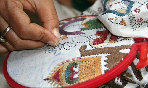 Quick Read On The Versatile Kantha Embroidery Eminent Craft Book