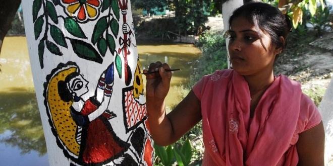 yourstory-madhubani-painting-bihar