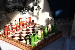 Sawantwadi Chess Set