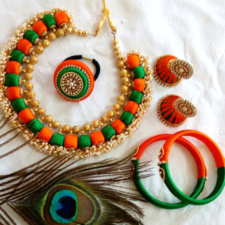 Orange Green set 1